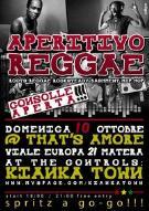 Aperitivo Reggae 10 ottobre 2010 - Matera