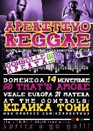 Aperitivo Reggae 14 novembre 2010 - Matera