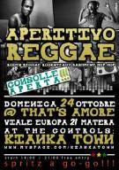 Aperitivo Reggae 24 ottobre 2010 - Matera