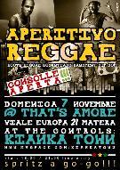 Aperitivo Reggae 7 novembre 2010 - Matera