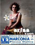 Arisa 12 settembre 2010 - Matera
