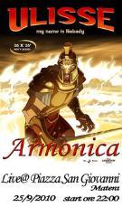 Armonica 25 settembre 2010 - Matera