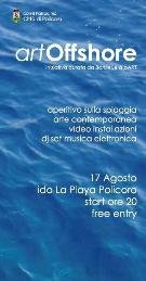 artOffshore 17 agosto 2010 - Matera