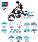 BMW Motorrad Club - Meeting delle 2 sicilie  - Matera