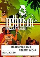 Boomerang Club 13 novembre 2010 - Matera