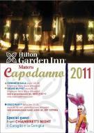 Capodanno Hilton Garden Inn - Matera