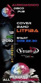 CONCERTO LIVE VERSANTE SUD 12 dicembre 2010 - Matera