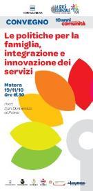 Convegno 11 novembre 2010 - Matera