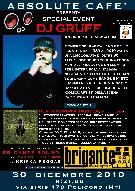 Dj Gruff in concerto a Policoro - Absolute Cafè - 30 dicembre 2010 - Matera