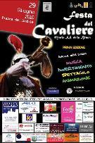 Festa del cavaliere 2010 - Matera