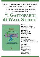 I Gattopardi di Wall Street - Matera