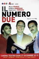 IL NUMERO DUE - film di Antonio Andrisani - Matera