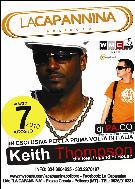 Keith Thompson a La Capannina - Matera