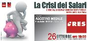 La crisi dei salari - Matera