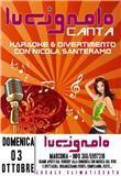 Lucignolo Canta - Matera