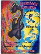 Marlin Bleu - Rainbow Bridge - Matera