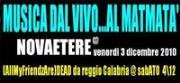 Matmatà 3-4 dicembre 2010 - Matera