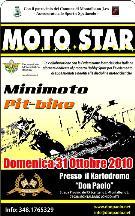 Minimoto Pit-Bike - Matera