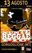 Nun Te Reggae Più 13 agosto 2010 - Matera