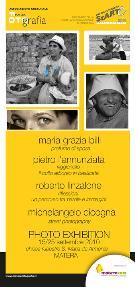 Photo Exhibition 15/25 settembre 2010 - Matera