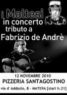 Pizzeria Santagostino 12 novembre 2010 - Matera
