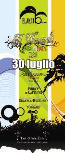 Planet Beach 30 luglio 2010 - Matera