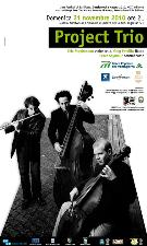Project Trio 21 novembre 2010 - Matera
