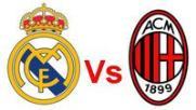 Real Madrid - Milan - Matera