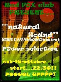 Red Fox Club 15 ottobre 2010