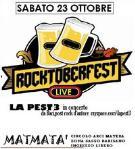 Rocktober Fest - Matera