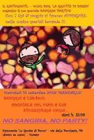 Sangria Party - La Grotta di Bacco - Matera