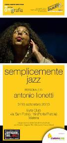 Semplicemente,,, Jazz - Matera
