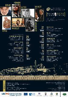 Stagione concertistica 2010/2011