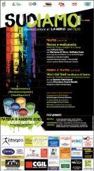 Sudiamo - 06 agosto 2010 - Matera
