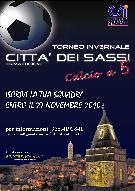 """Torneo Invernale """"Città dei Sassi"""" - Matera"""