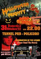 Tunnel Pub - Halloween - Matera