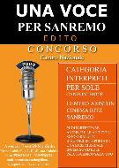 Una voce per Sanremo - Edito - Matera