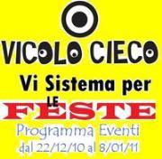 Vicolo Cieco - Feste - Matera