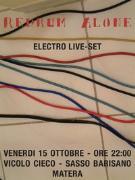 Vicolo Cieco 15 ottobre 2010 - Matera