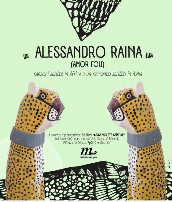 Alessandro Raina (Amor Fou)