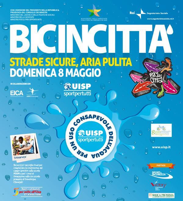Bicincittà 2011 - 8 maggio 2011
