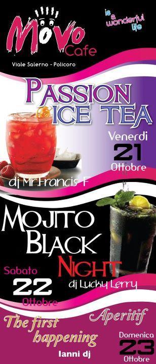 Black Mojito Party - 22 ottobre 2011