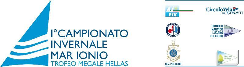 CAMPIONATO INVERNALE DEL MAR IONIO 2011  - TROFEO MEGALE HELLAS