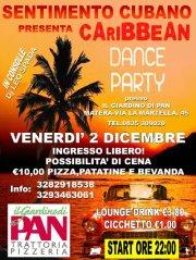 CARIBBEAN DANCE PARTY - 2 dicembre 2011