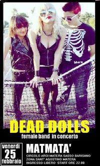 Dead Dolls - Matmatà