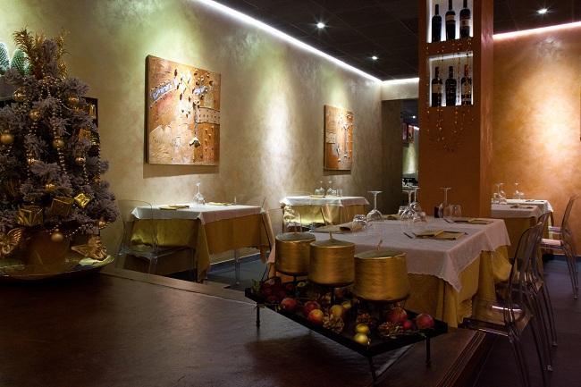 Golden Restaurant a Natale - Matera