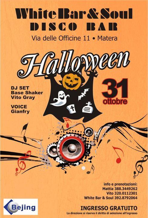HALLOWEEN - 31 ottobre 2011