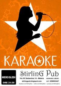 Karaoke - Stirling Pub