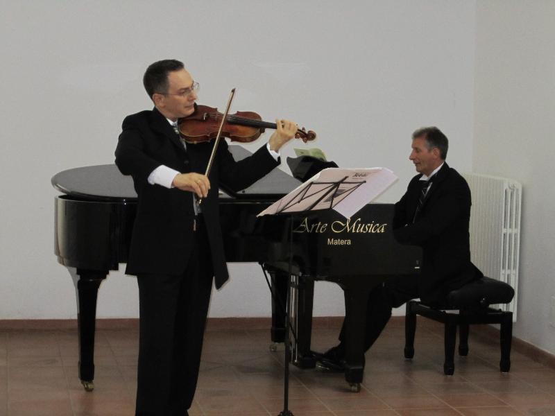 Mario Di Marzio e Vincenzo De Filpo