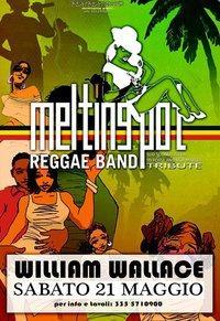 MELTING POT Reggae band Live